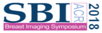Society of Breast Imaging ACR 2018 Logo